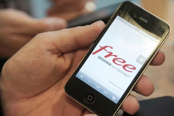 abonnement free mobile quel est le prix et les avantage d'un forfait