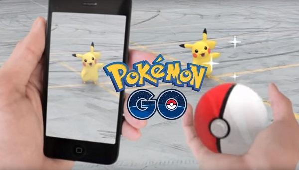 Pokémon Go risque et avantage